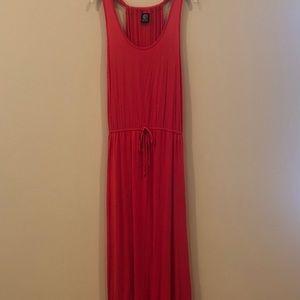 Bobeau Maxi Dress - Orange - Size Medium